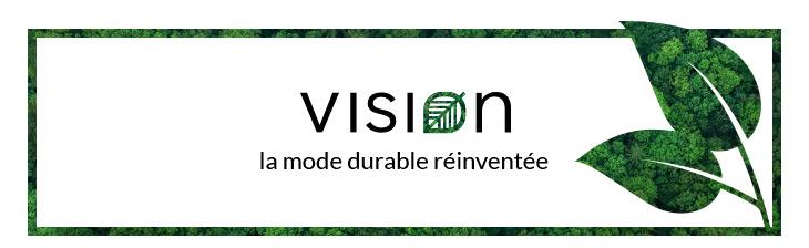 vision la mode durable réinventée